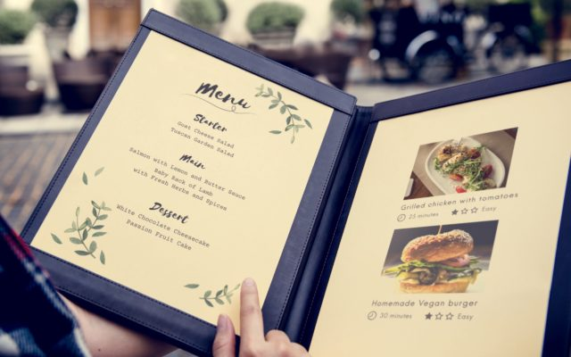 Homemade Food Menu Recipe Recommended Restaurant